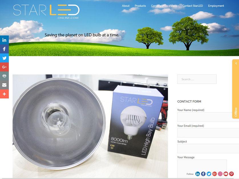 StarLED Blog