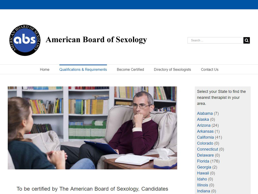 American Board of Sexology